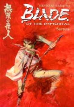 Blade of the immortal vol 10 Secrets GN