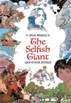 P CRAIG RUSSELL SELFISH & OTHER STORIES FINE ART S&N ED
