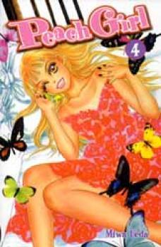 Peach girl vol 4 GN
