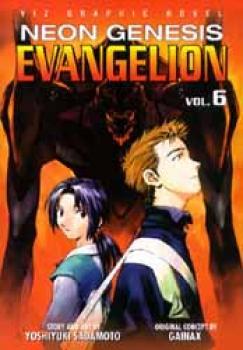 Neon genesis evangelion book 6 TP