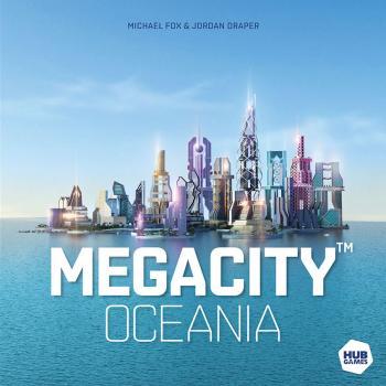 Megacity Oceania Boardgame