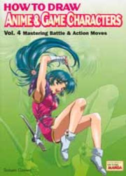How to draw anime and game characters vol 4 English edition