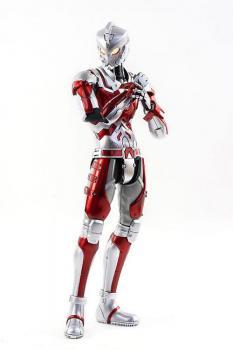 Ultraman Action Figure - Ultraman Ace Suit Anime Version 1/6