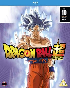 Dragon ball Super Season 01 Part 10 (Episodes 118-131) Blu-Ray UK