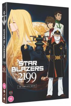 Star Blazers Space Battleship Yamato 2199 The Complete Series DVD UK
