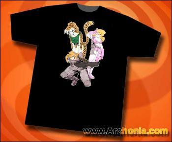 Gold digger T-shirt XXL