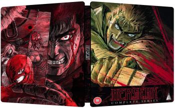 Berserk Collection Steelbook Blu-Ray UK