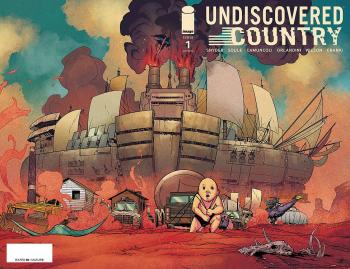 UNDISCOVERED COUNTRY #1 3RD PTG (MR)