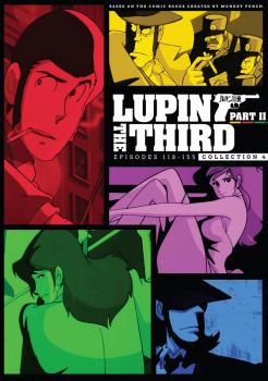 Lupin The 3rd Part II Collection 04 DVD