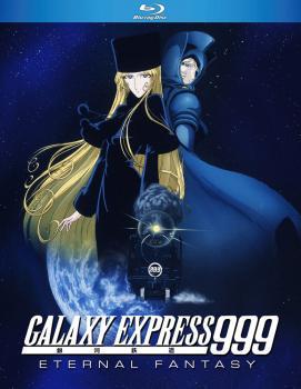 Galaxy Express 999 Eternal Fantasy Blu-Ray