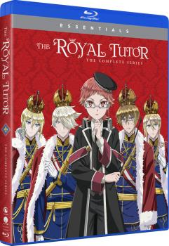 The Royal Tutor Essentials Blu-Ray