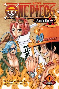 One Piece: Ace's Story vol 01 Light Novel