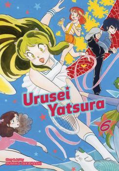 Urusei Yatsura vol 06 GN Manga