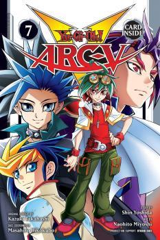 Yu-Gi-Oh! Arc-V vol 07 GN Manga