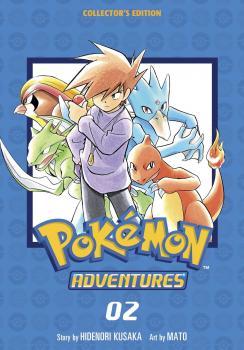 Pokemon Adventures Collector's Edition vol 02 GN Manga