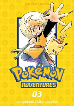 Pokemon Adventures Collector's Edition vol 03 GN Manga