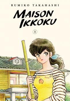 Maison Ikkoku Collector's Edition vol 01 GN Manga