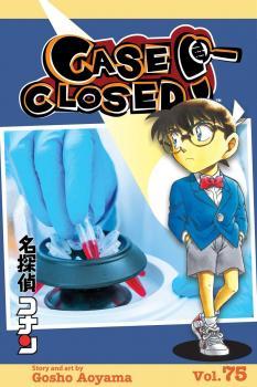Detective Conan vol 75 Case closed GN Manga