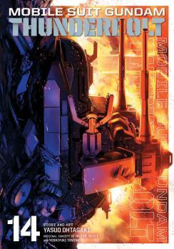 Mobile Suit Gundam Thunderbolt vol 14 GN Manga HC