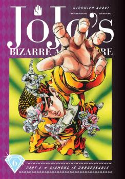 JoJo's Bizarre Adventure: Part 4 Diamond Is Unbreakable vol 06 GN Manga
