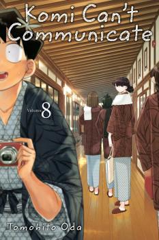 Komi Can't Communicate vol 08 GN Manga