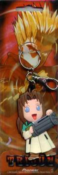 Trigun keychain Millie