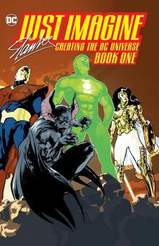 JUST IMAGINE STAN LEE CREATING THE DC UNIVERSE BOOK 01 (TRADE PAPERBACK)