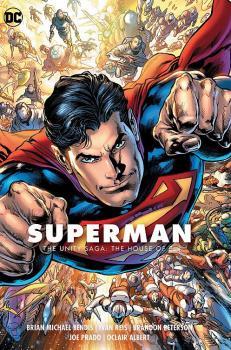 SUPERMAN VOL. 02: THE UNITY SAGA: HOUSE OF EL (TRADE PAPERBACK)