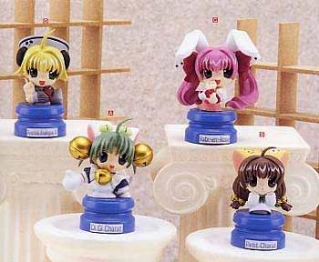 Digi charat Mini Display Figure C Ra-bi-an-rouzu