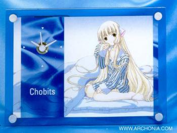 Chobits Picture clock type A