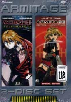 Armitage Dual Matrix 2 DVD set