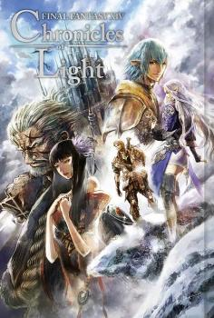 FINAL FANTASY XIV Chronicles of Light (Japanese Novel)