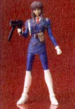 Silent Mobius action figure Kiddy