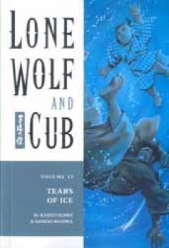 Lone wolf and cub vol 23 Tears of ice TP
