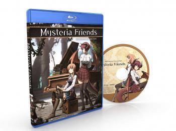 Mysteria Friends Blu-Ray