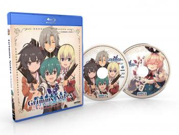 Grimms' Notes The Animation Blu-Ray