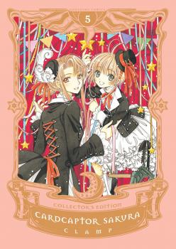 Cardcaptor Sakura Collector's Edition vol 05 GN Manga