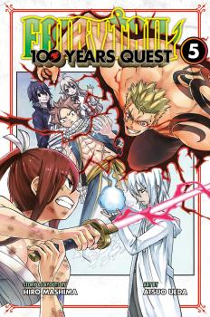 Fairy Tail 100 Years Quest vol 05 GN Manga