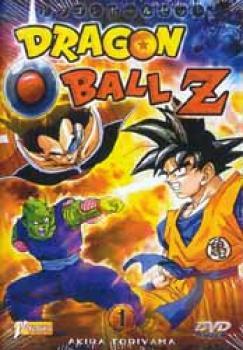 Dragonball Z vol 1 DVD PAL
