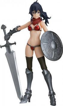 Original Character Action Figure - Figma Makoto Bikini Armor