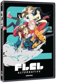 FLCL Alternative DVD