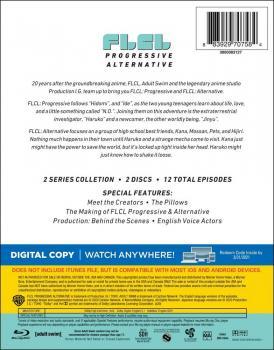 FLCL Progressive/Alternative Blu-Ray