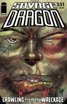 SAVAGE DRAGON #251 (MR)