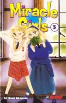 Miracle girls vol 5 TP