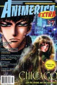 Animerica Extra vol 5: 07 July 2002