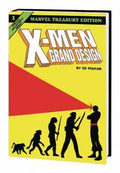 X-MEN: GRAND DESIGN OMNIBUS (HARDCOVER)