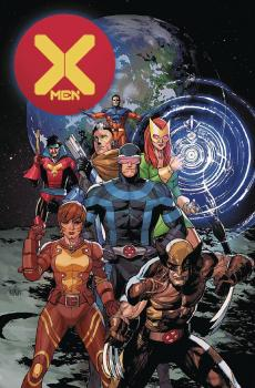 X-MEN BY JONATHAN HICKMAN VOL. 01 (TRADE PAPERBACK)