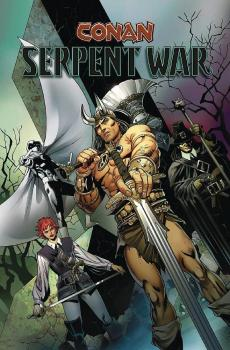 CONAN: SERPENT WAR (TRADE PAPERBACK)