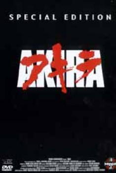 Akira Special edition DVD Dutch