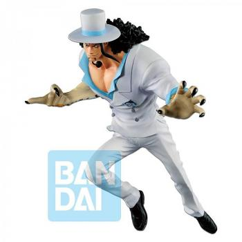 One Piece Ichibansho PVC Figure - Great Banquet Rob Lucci